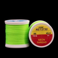 UV Neon thread - fluo zelená jasná - NET2730